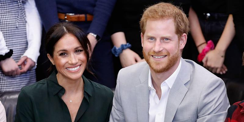Meghan Markle and Prince Harry's final 'Out of Office' message revealed