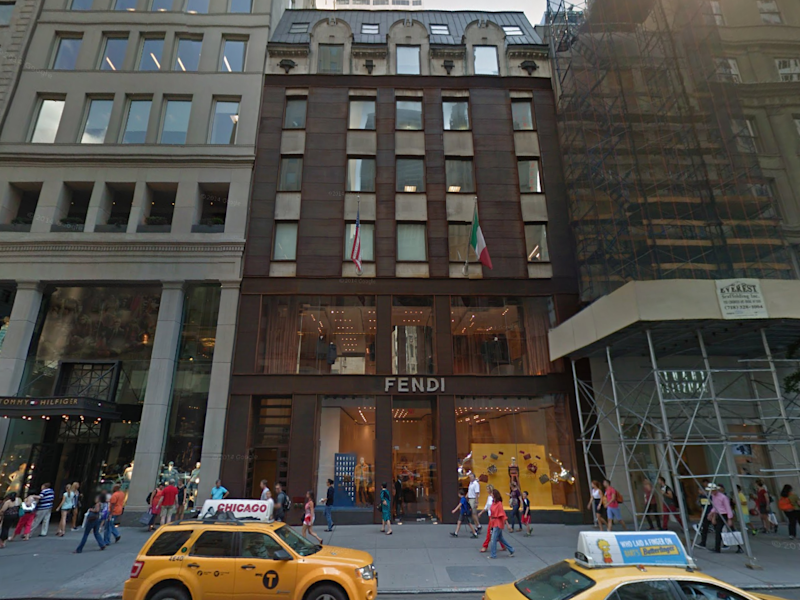 Microsoft fifth ave store