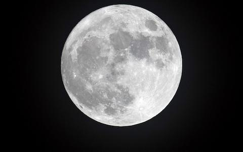 Cold Moon - Credit: Matt Cardy/Getty Images