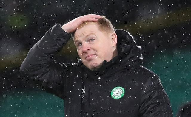 Neil Lennon has found himself in the spotlight this season following some disappointing results