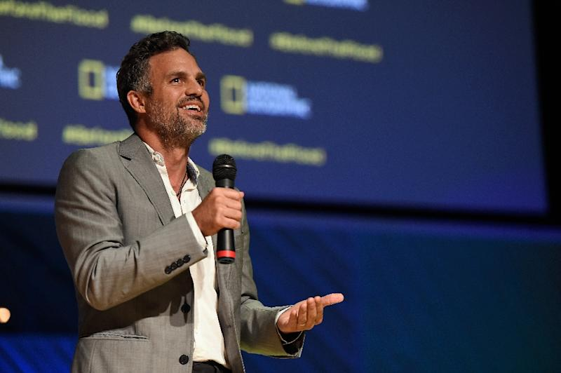 """Mark Ruffalo, who recently narrated the documentary """"Dear President Obama: The Clean Energy Revolution Is Now,"""" has spoken out against the president's eco policies (AFP Photo/Gustavo Caballero)"""