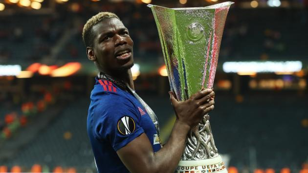 Pogba: I'd be very happy if Juve won Champions League