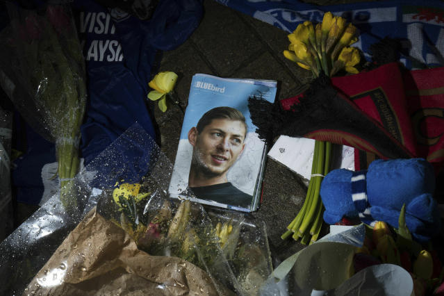 Caridff were ordered to pay the first instalment of the transfer fee for Sala. (Aaron Chown/PA via AP)