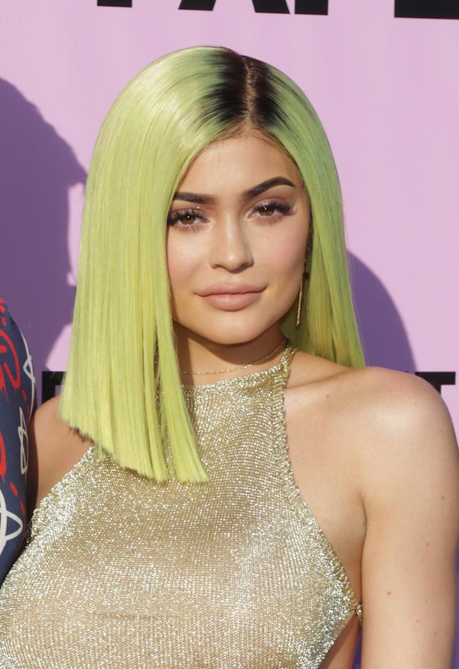 <p>The real reason everyone wore sunglasses at Coachella: this wig. </p>
