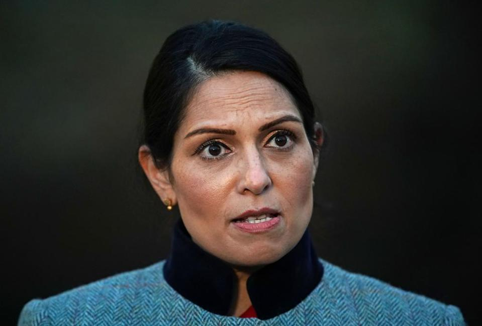 Piti Patel, writes Duncan, is 'a brassy monster… the Wicked Witch of Witham'