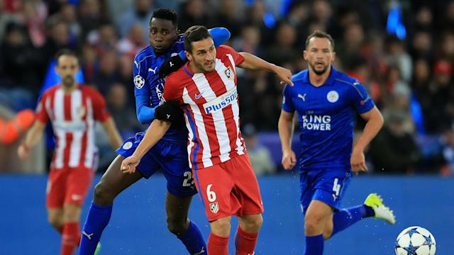 Leicester City vs Atletico Madrid