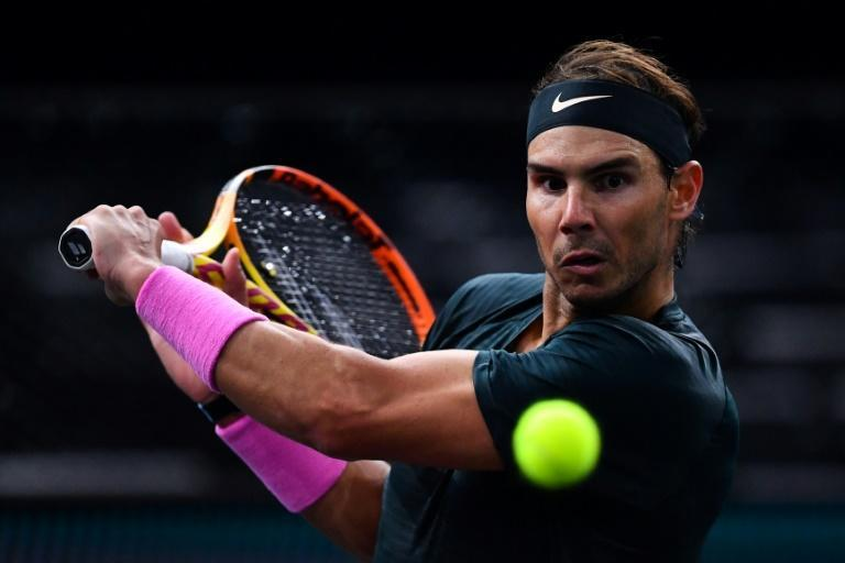 Rafael Nadal is seeking to win the ATP Finals for the first time