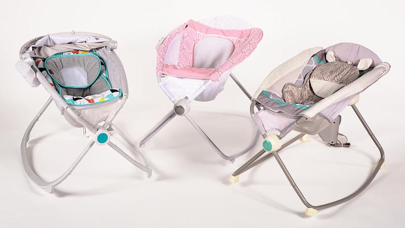 Fisher Price Recalls The Rock N Play Sleeper After It Was Tied To Infant Deaths