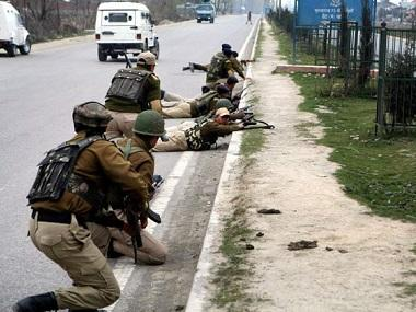 Jammu and Kashmir: 3 militants gunned down in encounter in Srinagar's Chattabal area; 1 CRPF personnel injured