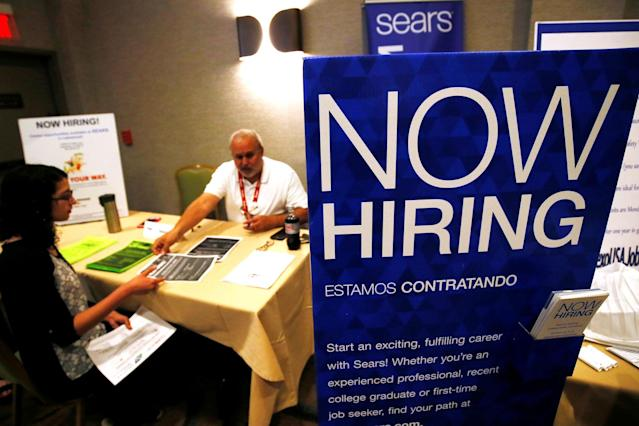 Employers likely maintained a brisk pace of hiring in December while increasing wages for workers amid growing confidence in the economy.