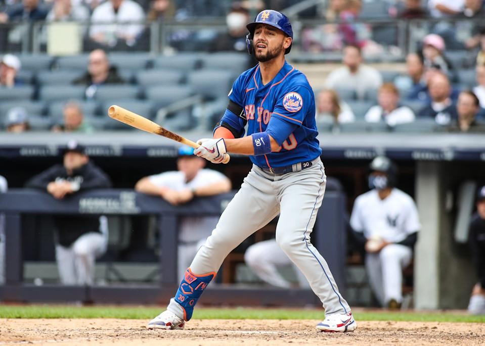 Conforto is a free agent after the 2021 season.