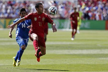 Soccer: Friendly-Spain vs El Salvador