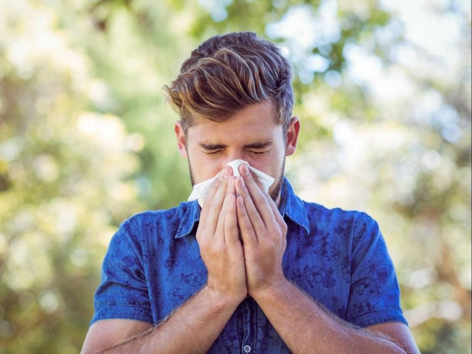 Hay fever sufferers have complained of worsened symptoms this year, which could be caused by a number of factors (Getty Images/iStockphoto)