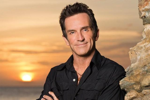 Jeff probst sunset