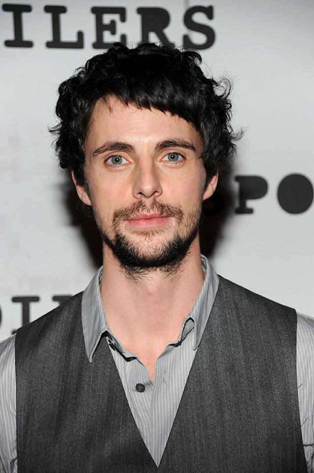 "<a href=""http://movies.yahoo.com/movie/contributor/1807850193"">Matthew Goode</a> at the MTV screening party for <a href=""http://movies.yahoo.com/movie/1808406490/info"">Watchmen</a> in West Hollywood - 02/18/2009"