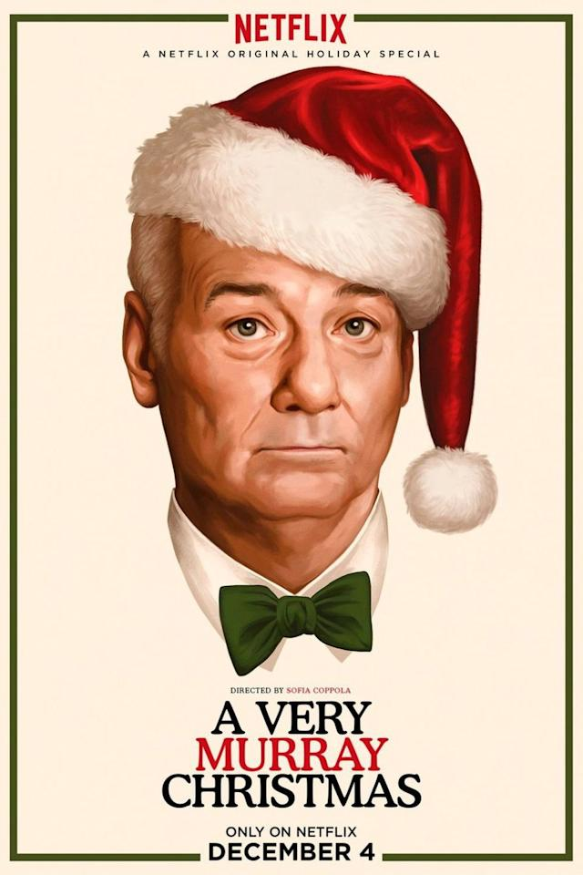 "<p>Bill Murray and Christmas music? Yes, please! This all-star holiday special will have all the grown-ups in your family cracking up.</p><p><a class=""body-btn-link"" href=""https://www.netflix.com/title/80042368"" target=""_blank"">STREAM IT</a></p>"