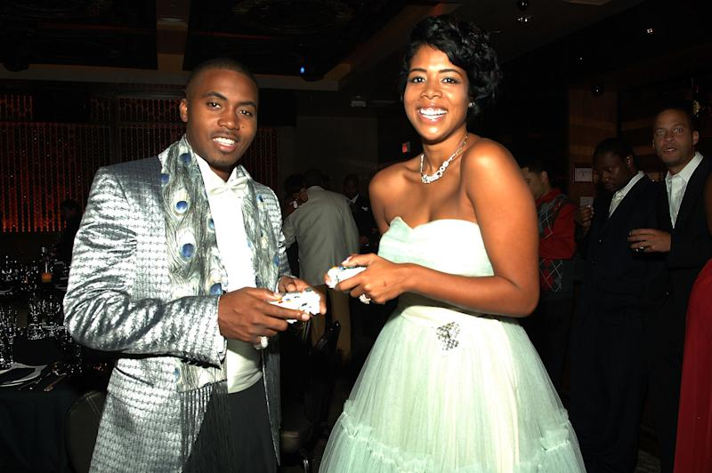 Kelis calls out ex-husband Nas (pictured in 2007) in a new interview with the Guardian. (Photo: Denise Truscello/WireImage for TAO Nightclub)