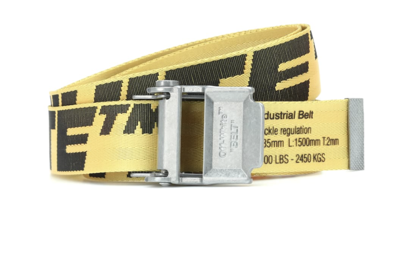 Off-White belt. (PHOTO: MyTheresa)