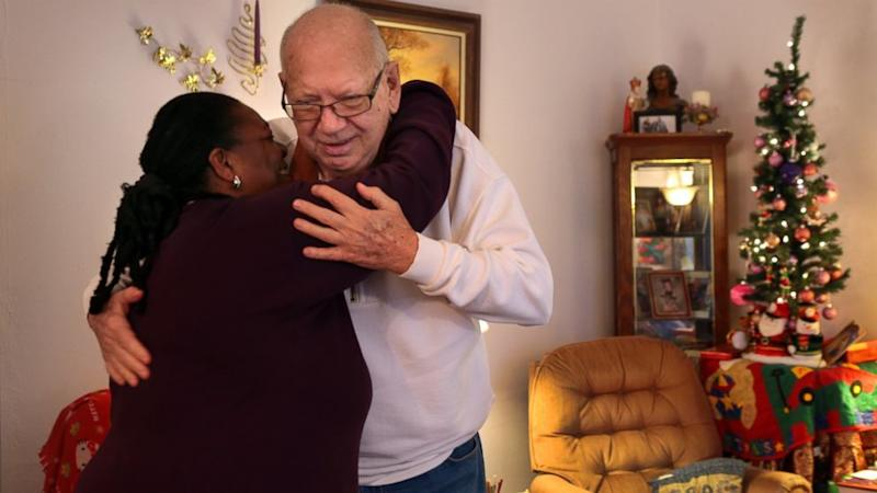 Former Police Officer Reunites With Abandoned Baby He Rescued 50 Years Ago
