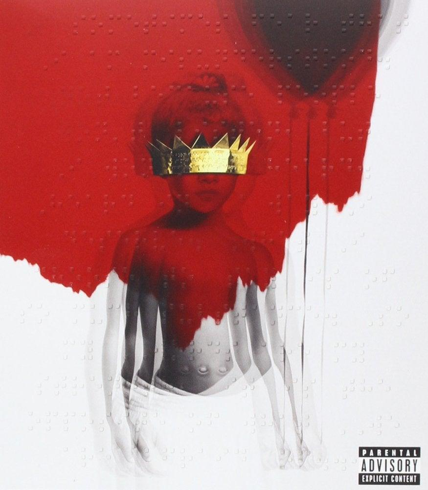 """<h3>1. Rihanna <em>ANTI </em>(2016)</h3> <br>Rihanna's final album of the decade (we're all waiting with baited breath for the follow-up) was a prescient look at what trends would shape music in the late 2010s. It was also a teasing look into her private life. If you thought you knew RiRi before it dropped, you were proven, categorically, to know nothing. Rih surfs lyrically through all the aspects of having """"love on the brain"""" — from self-pleasure to hookups to falling in love to falling apart. She bucks traditional pop and R&B song structure, presenting us with partial songs that play like ruminations and ideas in progress, predicting the soon-to-be popular practice of loading albums up with tracks in the streaming era. She refused to stick to one genre, going from dancehall and singing in Patois on """"Work"""" to singing an homage to the classic Black jazz vocalists with """"Love on the Brain"""" to masterful pop balladry with hip-hop production on """"Needed Me."""" Criminally underappreciated upon its release, this is one album from the 2010s that we can all go back to and learn from — Rihanna was already several dozen steps ahead. <br> <br> <strong>Def Jam</strong> Rihanna - ANTI, $, available at <a href=""""https://www.amazon.com/Anti-Deluxe-Rihanna/dp/B01B6HIPWK/"""" rel=""""nofollow noopener"""" target=""""_blank"""" data-ylk=""""slk:Amazon"""" class=""""link rapid-noclick-resp"""">Amazon</a>"""