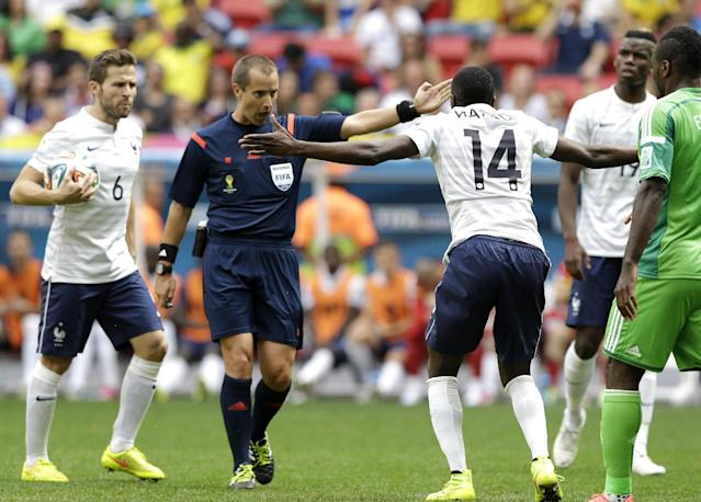 American referee to officiate semifinal clash between Brazil and Germany