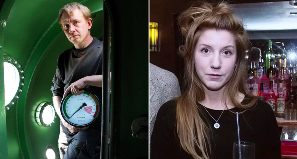 <em>Peter Madsen has admitted to dismembering Kim Wall's body but denies killing her (AP/Rex)</em>