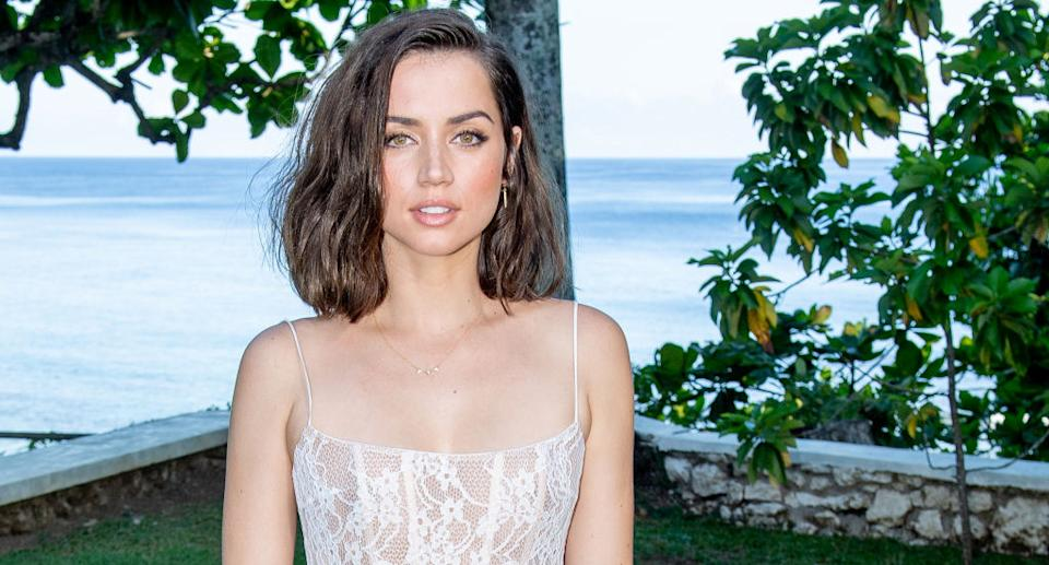 Ana de Armas (Photo by Roy Rochlin/Getty Images for Metro Goldwyn Mayer Pictures)