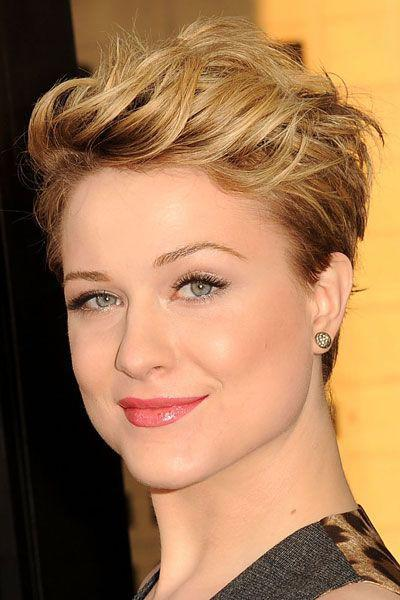 """<p>This pixie has plenty of sass. This cut is all about keeping the sides very short and the top longer. A little pomade or styling cream, like this <a rel=""""nofollow"""" href=""""https://www.sephora.com/product/whiskey-fix-styling-paste-P417008?skuId=1896406&icid2=products%20grid:p417008"""">Drybar Styling Paste</a>, can help get that textured look.</p>"""