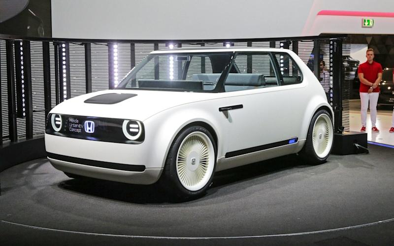 We've been looking forward to Honda's Urban EV since the concept was unveiled in 2017 - EPA