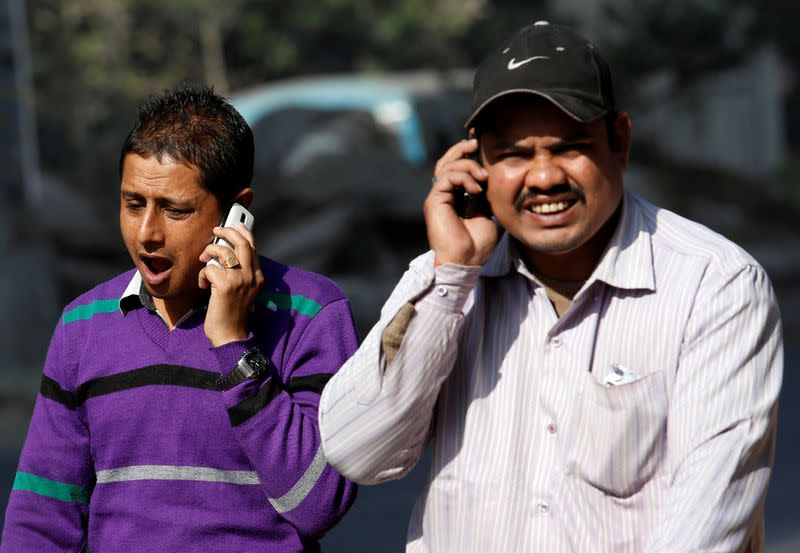 India hikes taxes on mobile phones, parts
