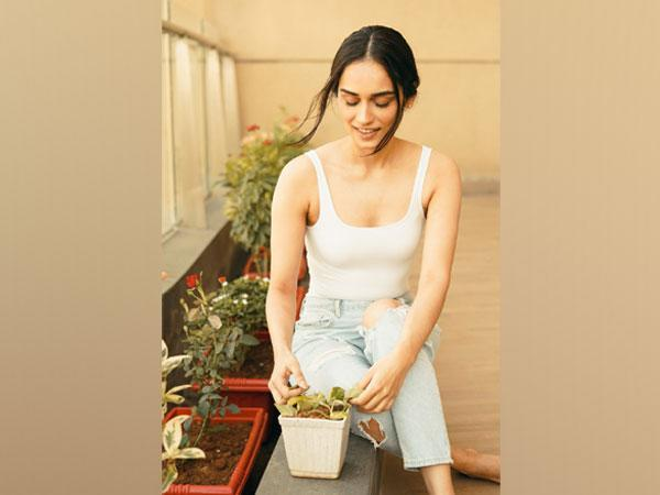 Former Miss world, actor Manushi Chhillar (Image Source: Instagram)