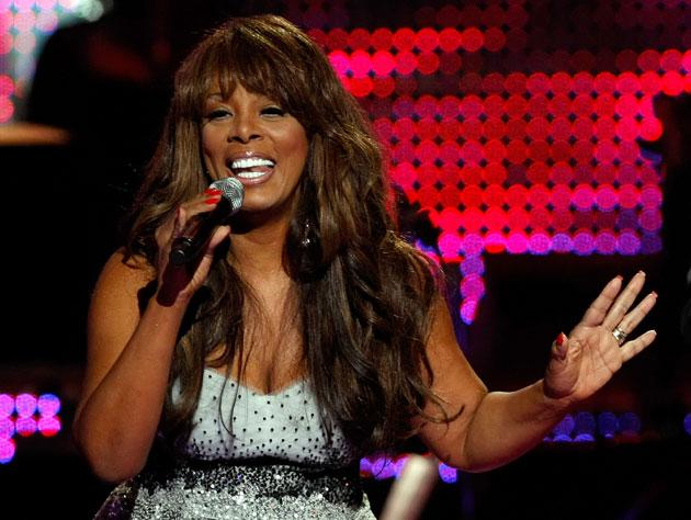 Singer Donna Summer performs during the David Foster and Friends concert at the Mandalay Bay Events Center October 15, 2010 in Las Vegas, Nevada. (Photo by Ethan Miller/Getty Images)