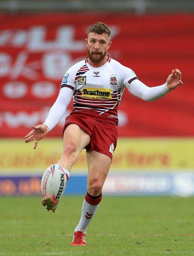 Hastings was involved in games against Wakefield and Leeds