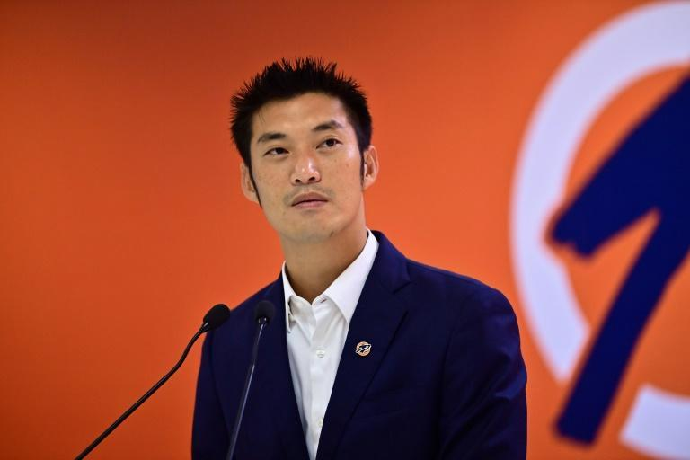 Billionaire Thanathorn Juangroongruangkit has been accused of defaming Thailand's monarchy, but has vowed to keep fighting for reform
