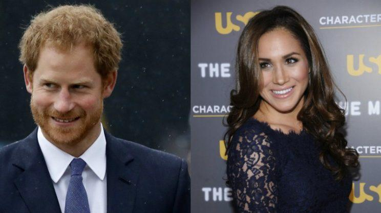 <i>Prince Harry may be announcing his engagement to Meghan Markle this summer [Photo: Getty]</i>