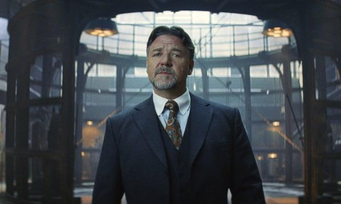 Russell Crowe as Dr. Jekyll in The Mummy (Credit: Universal)