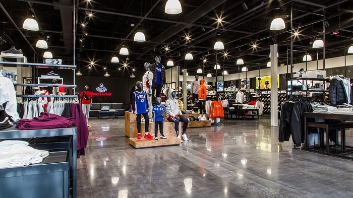 In 2019 Foot Locker opened its first Power Store in North America.