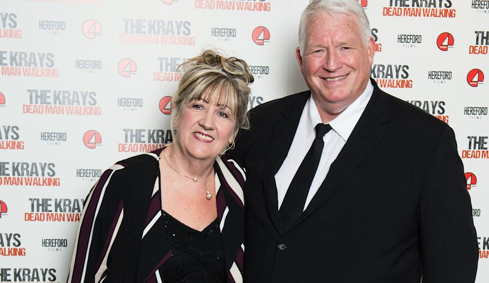 Linda and Pete McGarry fostered over 100 children together. (Getty Images)