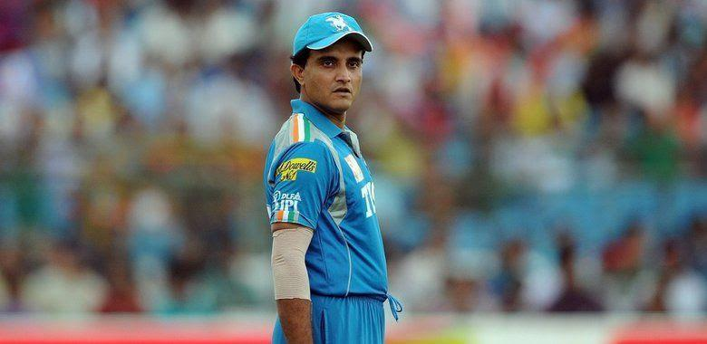 Sourav Ganguly captained the Pune Warriors side in the year 2012.