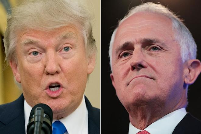 Donald Trump calls Obamas Australian immigration policy a 'dumb deal' in Twitter rampage