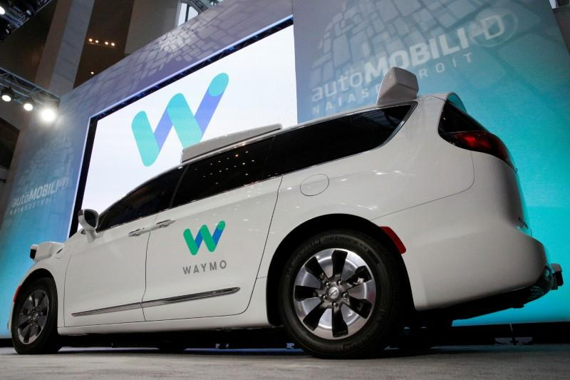 FCA, Google begin offering rides in their self-driving cars