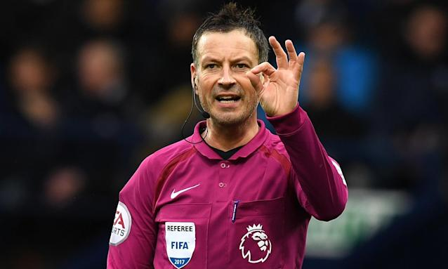 Mark Clattenburg was England's representative at Euro 2016 but has since left the Premier League for Saudi Arabia.