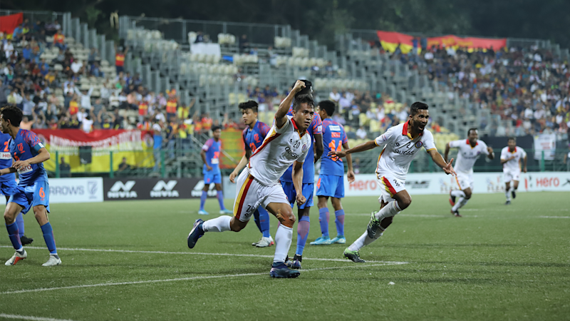 East Bengal back on track with a win against Indian Arrows