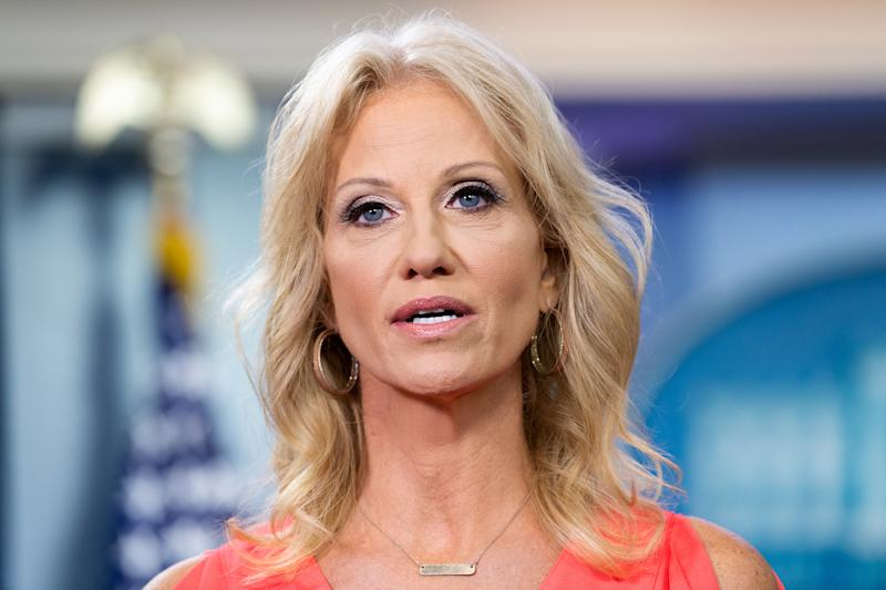 Kellyanne Conway says she's a sexual assault victim