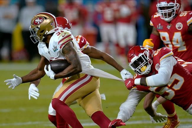 49ers try to move past Super Bowl loss in opener vs. Cards