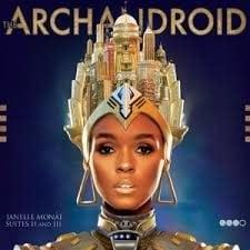 Janelle Monáe, The ArchAndroid