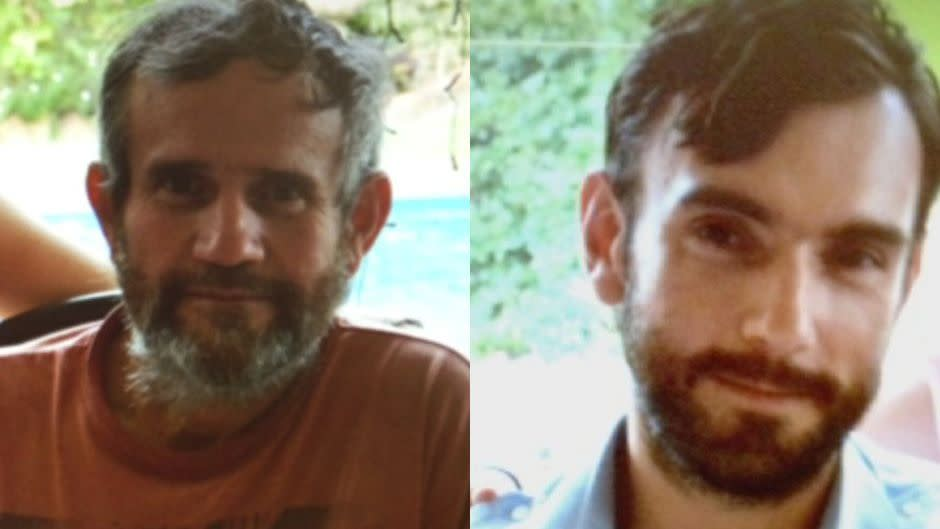 Gino Stocco and his son Mark have pleaded guilty to murder and other offences. Photo: NSW Police