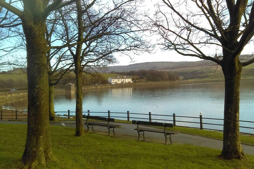 The girl was subjected to the horrifying attack at Hollingworth Lake in Rochdale (reach)