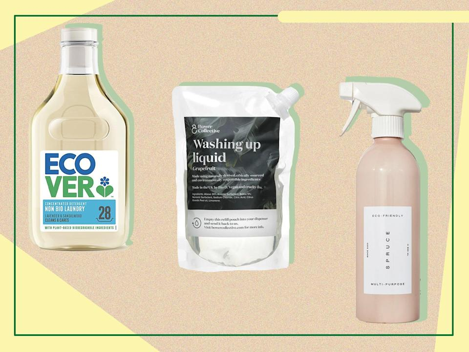 <p>We tested against non-refillable products to see if our picks are just as strong </p> (The Independent)