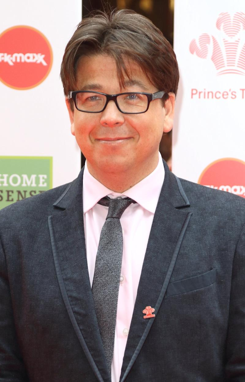 Michael McIntyre (Photo: SOPA Images via Getty Images)